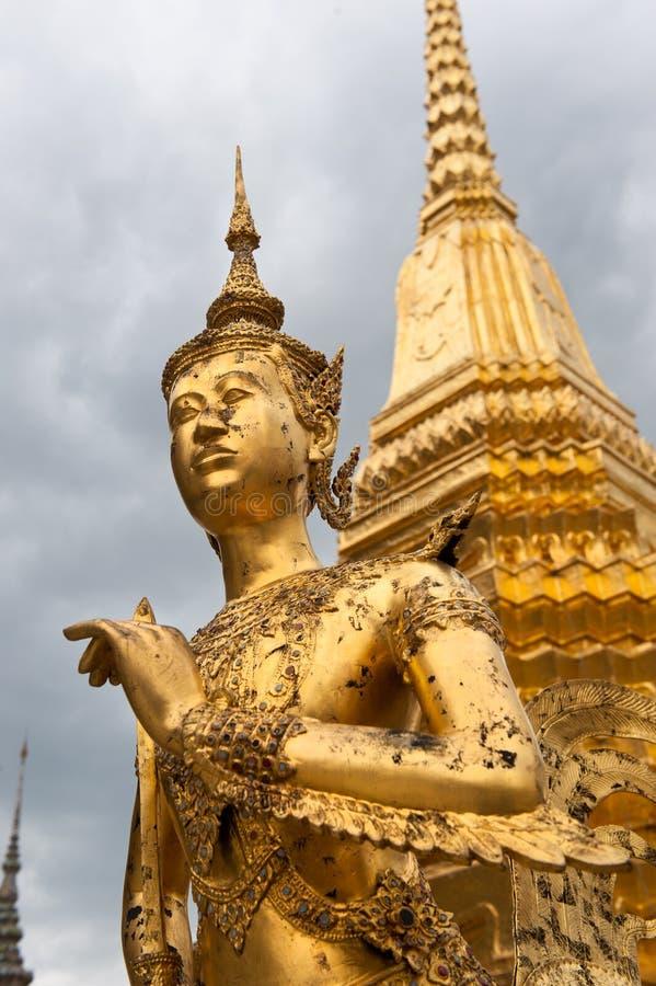 皇家全部宫殿。 曼谷,泰国。 库存图片