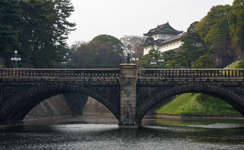 皇家地方在东京 库存图片