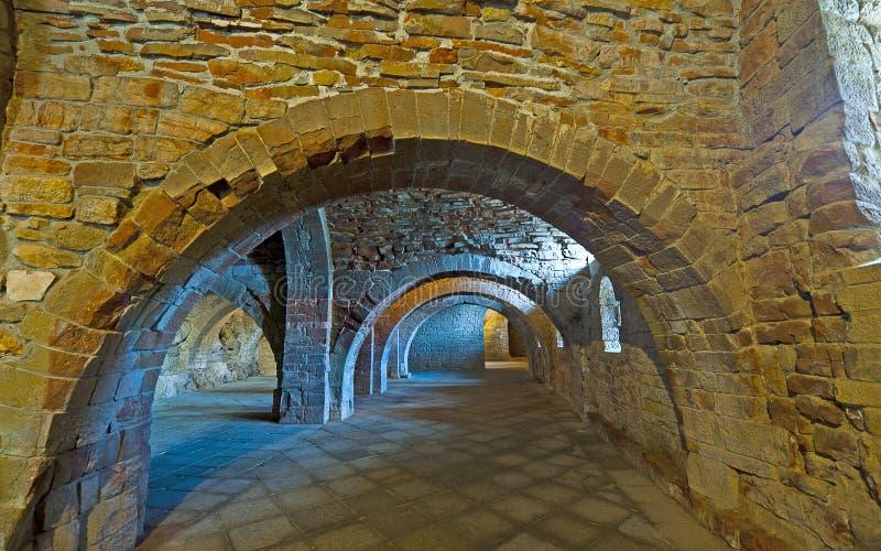 皇家的修道院 库存图片