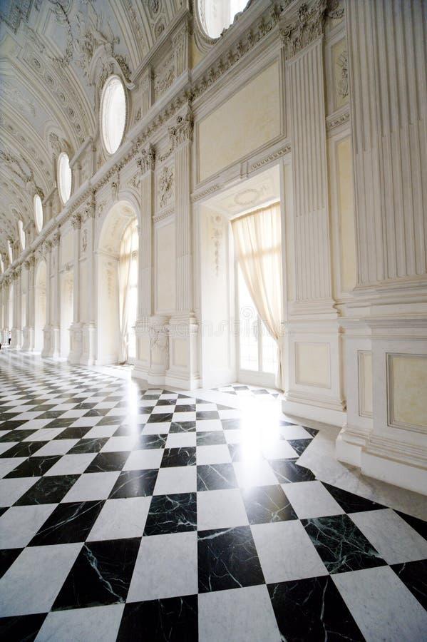 皇家的宫殿 图库摄影