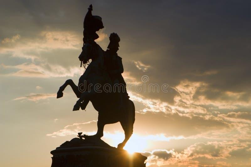皇帝维也纳 库存图片