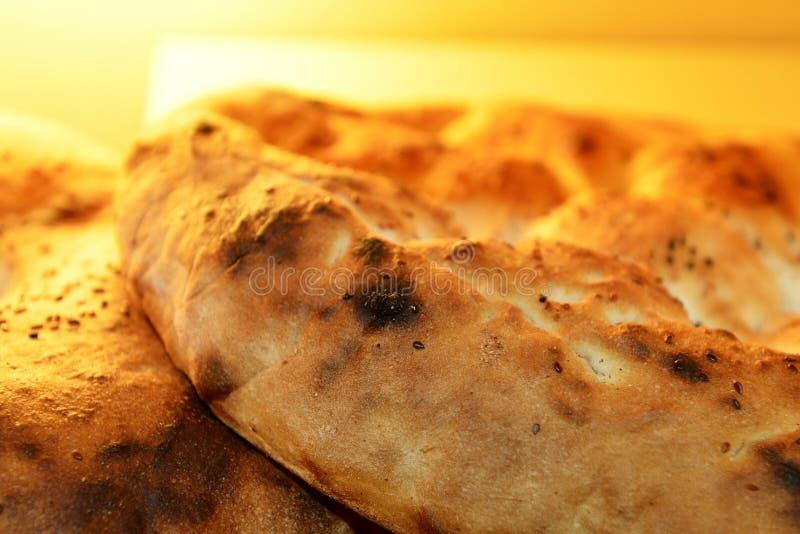 皮塔饼面包 免版税图库摄影