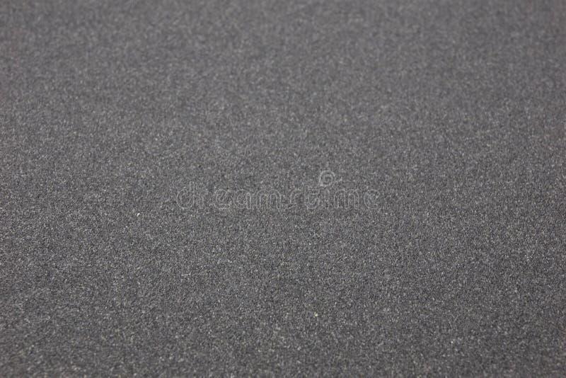 皮肤沙纸墙纸用工具加工修理 库存图片