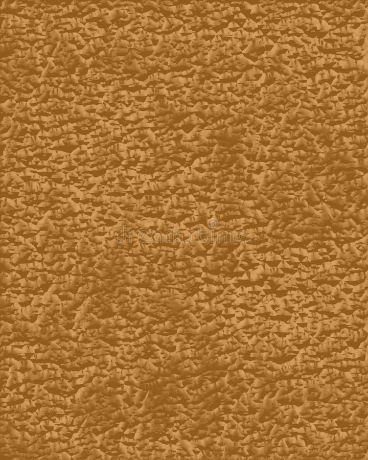 皮革棕褐色 免版税库存图片