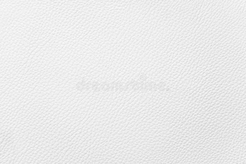 皮革白色 免版税库存图片