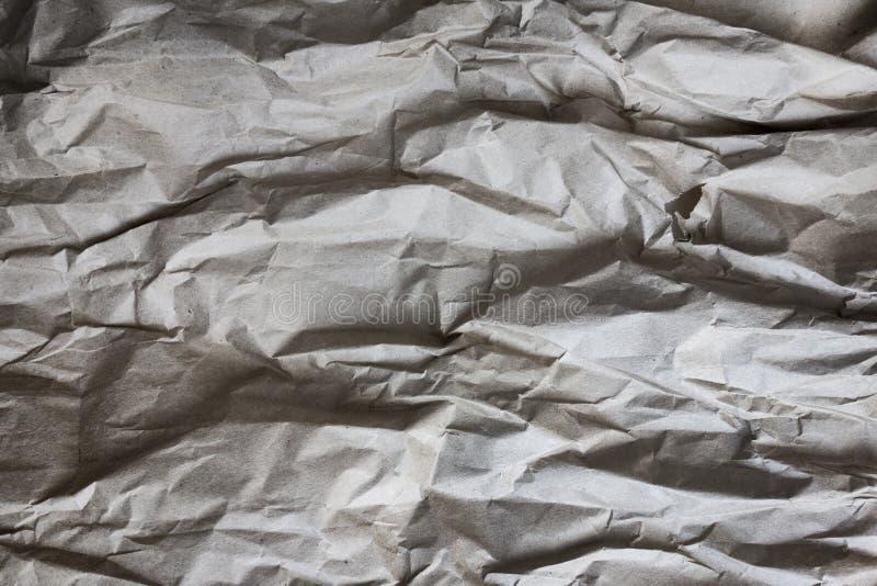 皱纹纸背景 库存照片