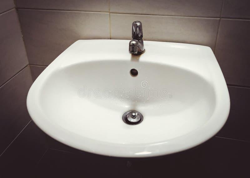 水盆 免版税库存图片