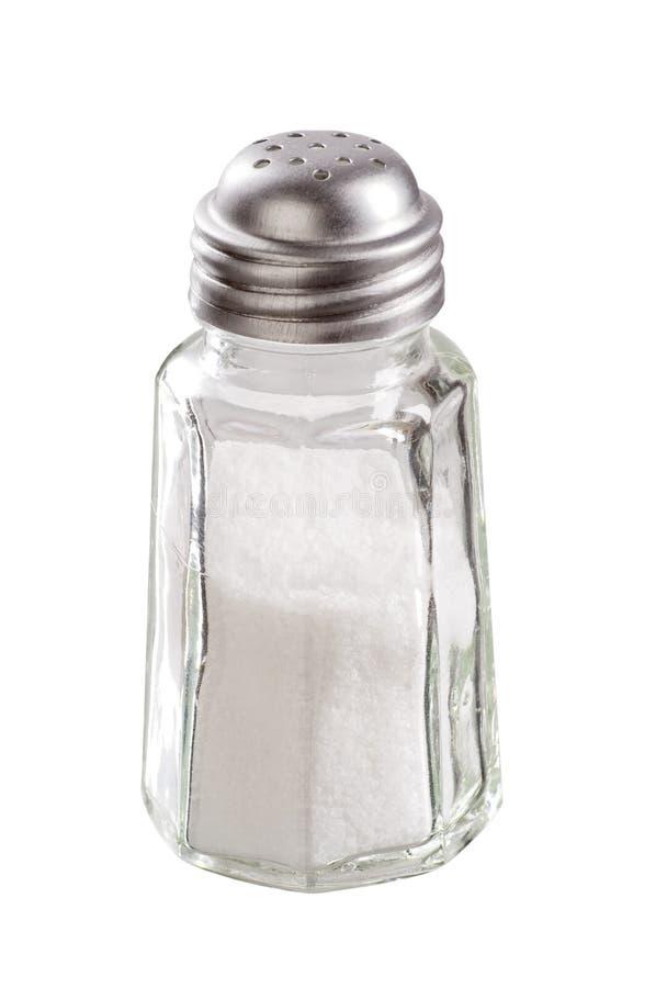 盐瓶 库存图片