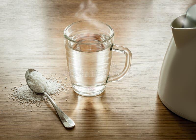 盐水 免版税库存图片