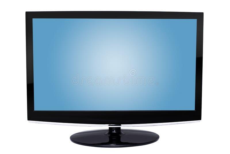 监控电视 免版税库存照片
