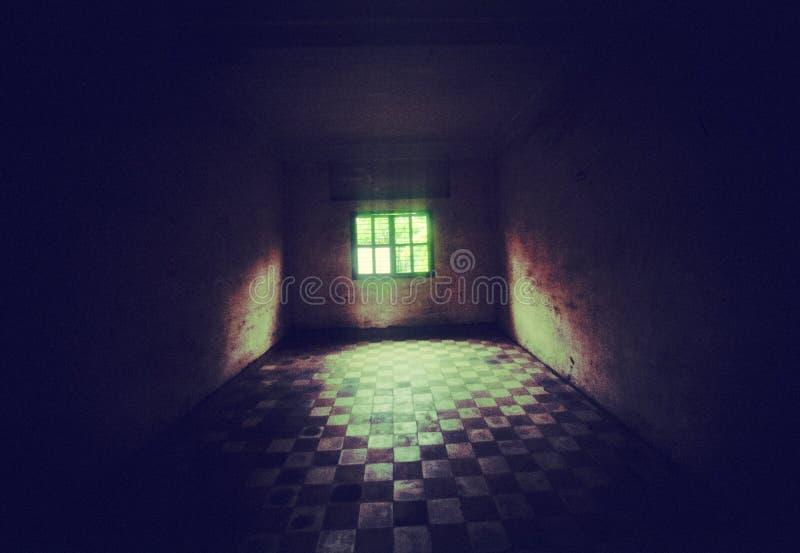 监狱s21 免版税库存图片