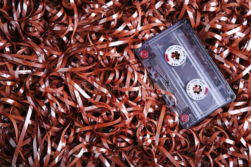 盒式磁带 库存照片