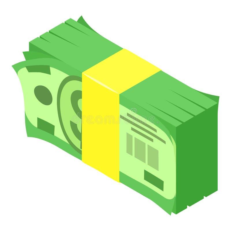 盒金钱象,等量样式 皇族释放例证