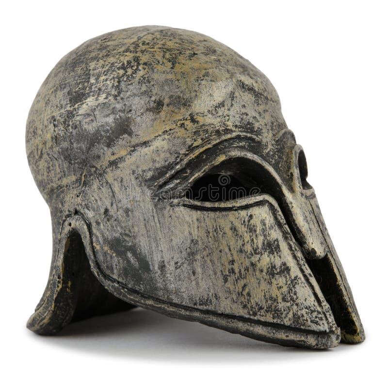 盔甲希腊语 库存图片