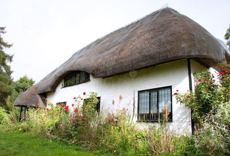 盖的村庄英语 免版税库存图片