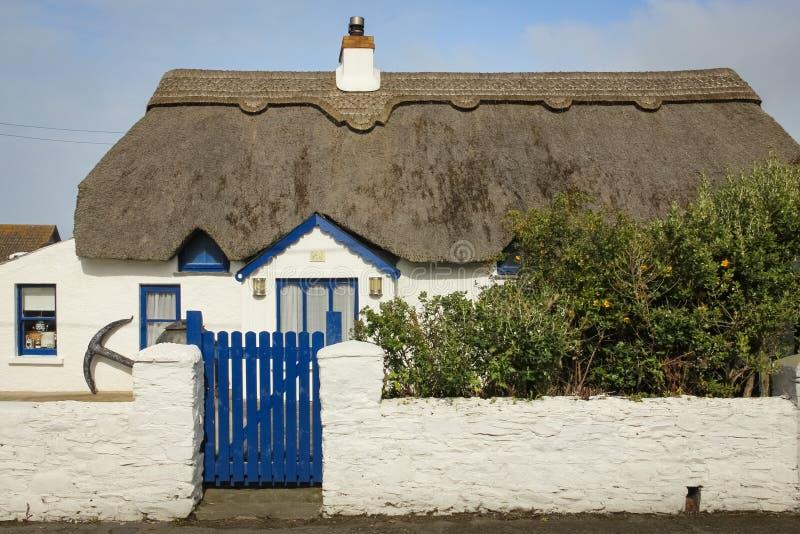 盖的村庄 Kilmore奎伊 县韦克斯福德 爱尔兰 免版税库存图片