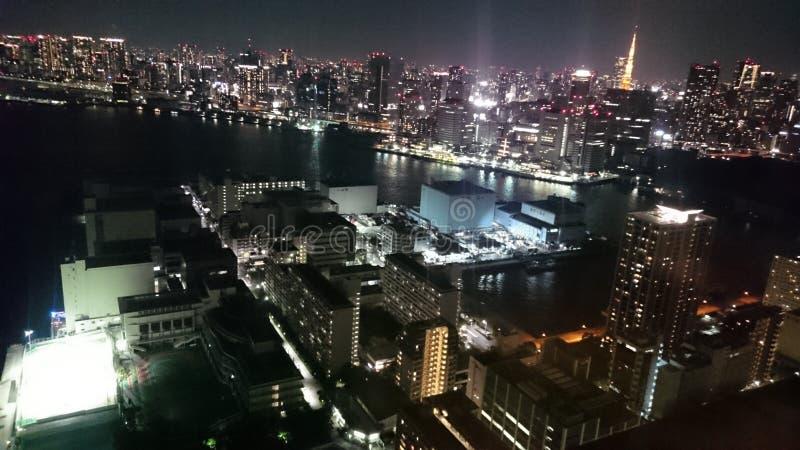 盛大东京 免版税图库摄影