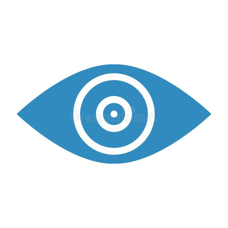 目标,目标,抽象概念性象 库存例证