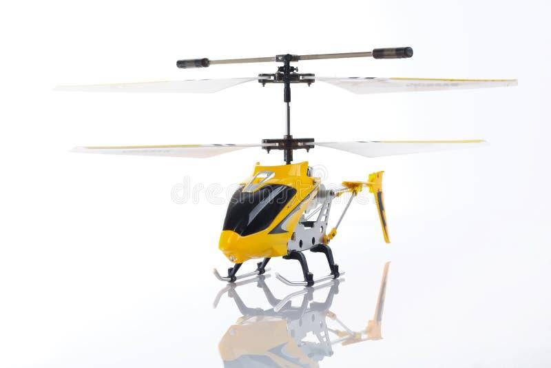 直升机rc 图库摄影