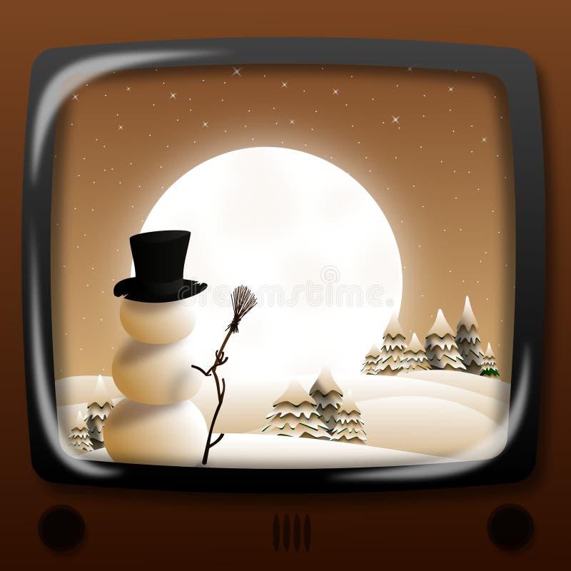 Download 看板卡圣诞节 向量例证. 插画 包括有 问候, 横向, 田园诗, 看板卡, 教会, 分级显示, 雪人, 当事人 - 22357017