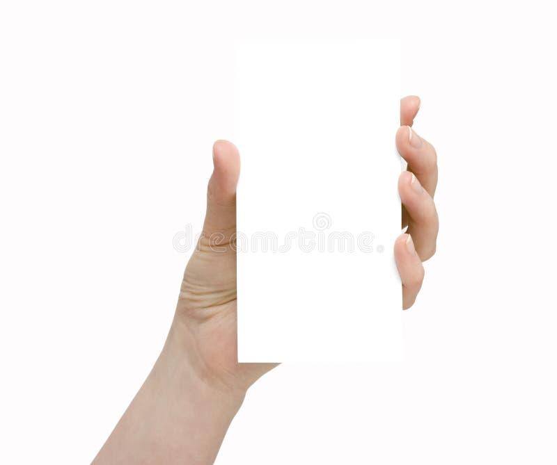 看板卡现有量丝毫 图库摄影