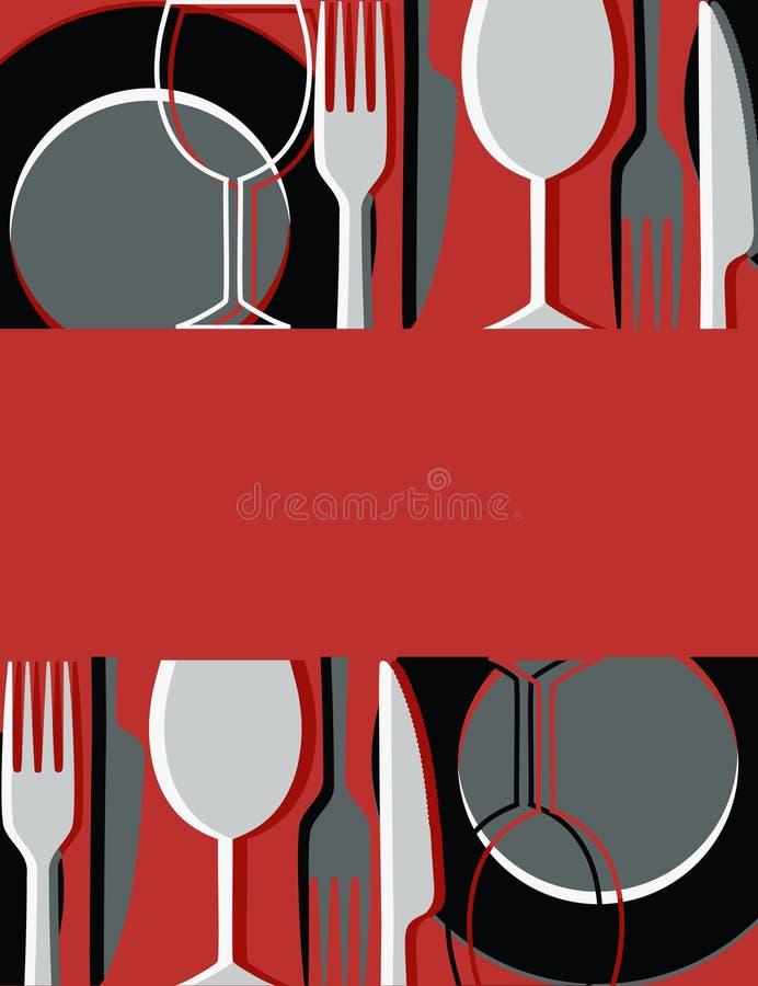 看板卡菜单餐馆
