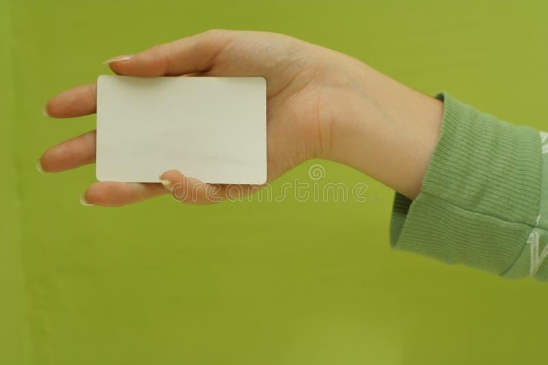 看板卡 免版税库存图片