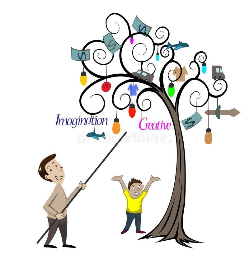 看树的人和孩子