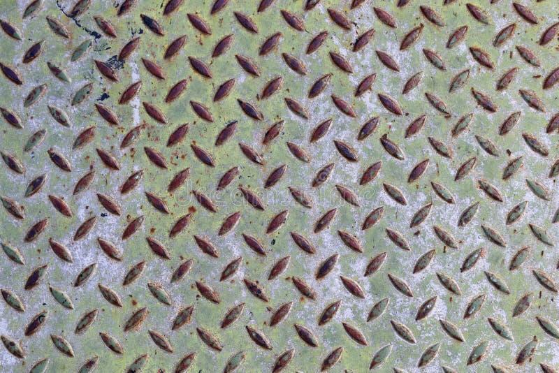 看法在金属和钢表面纹理的详细的关闭在高分辨率 库存照片
