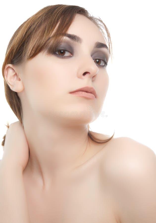 Download 看起来美丽的照相机裸体对妇女 库存图片. 图片 包括有 glamor, 夫人, 嘴唇, 成人, 查出, 现有量 - 15694433
