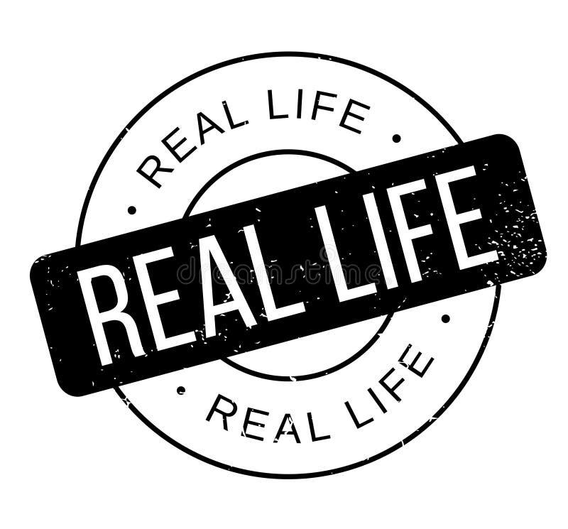 真实生活不加考虑表赞同的人 库存例证