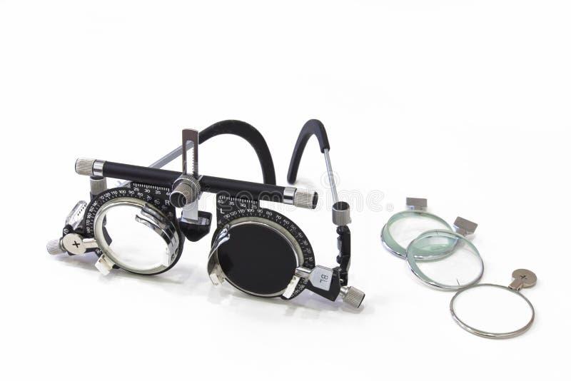 Download 眼力测试眼镜 库存照片. 图片 包括有 仪器, 设备, 验光师, 眼力, 空白, 工具, 医学, 评定, 工作 - 30335826