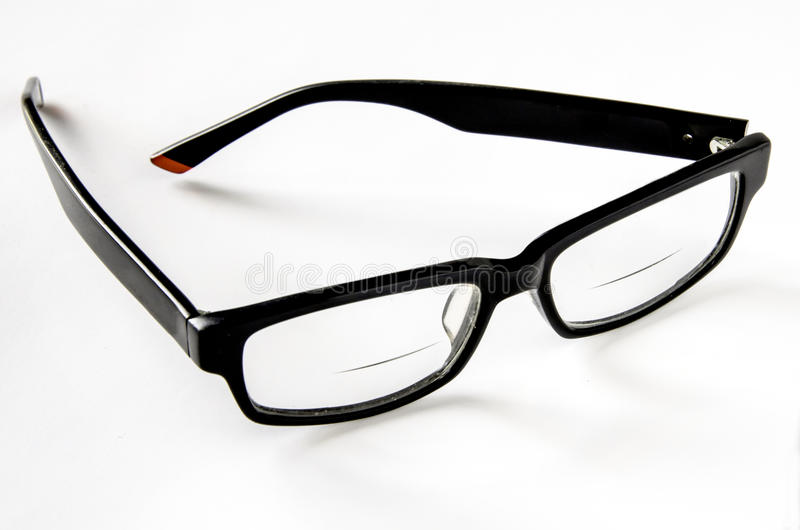 眼镜 免版税库存图片