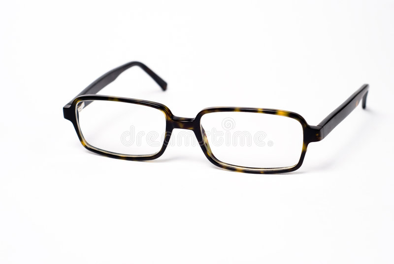 眼镜 库存照片