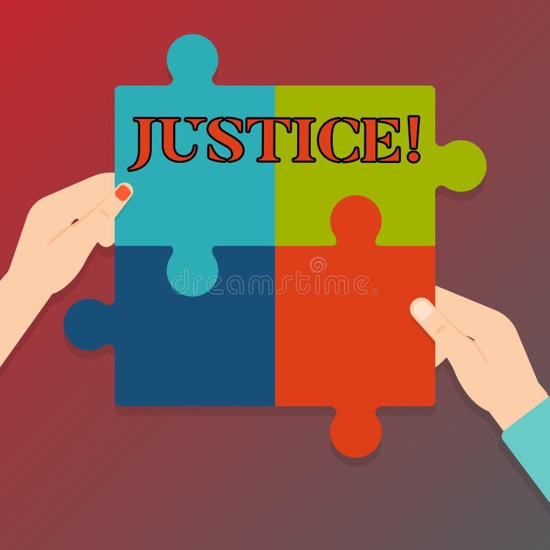E 矛盾的要求或任务四空白的概念意思公平的调整 皇族释放例证