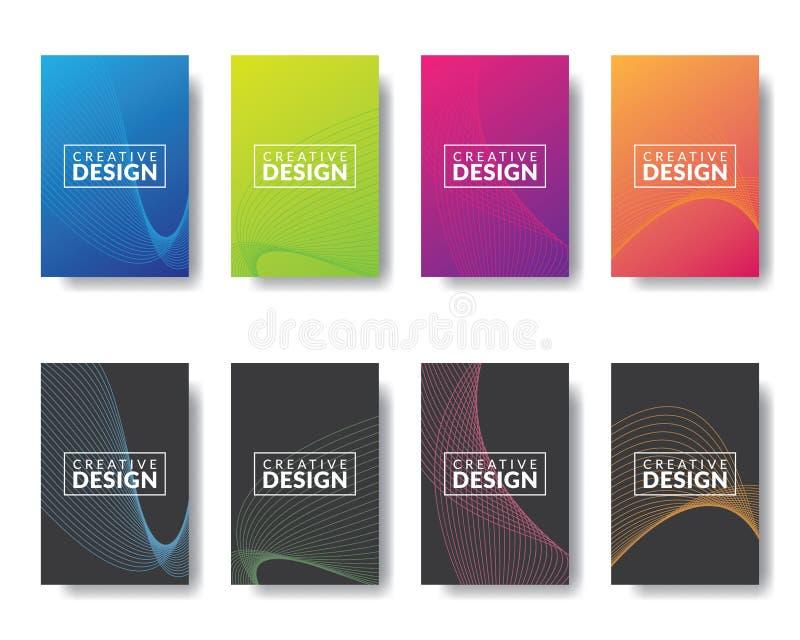 矢量信息图形设计模板 库存例证