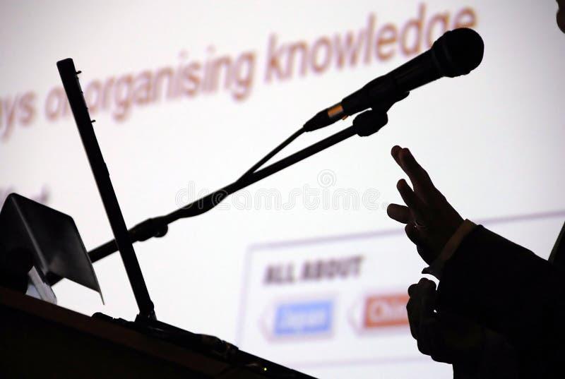 知识组织 库存图片