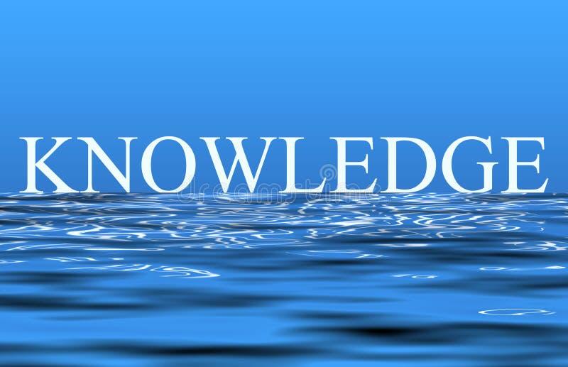 知识 向量例证