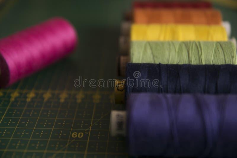 短管轴彩虹 图库摄影