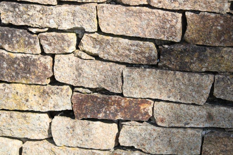 石墙壁宏指令 库存照片