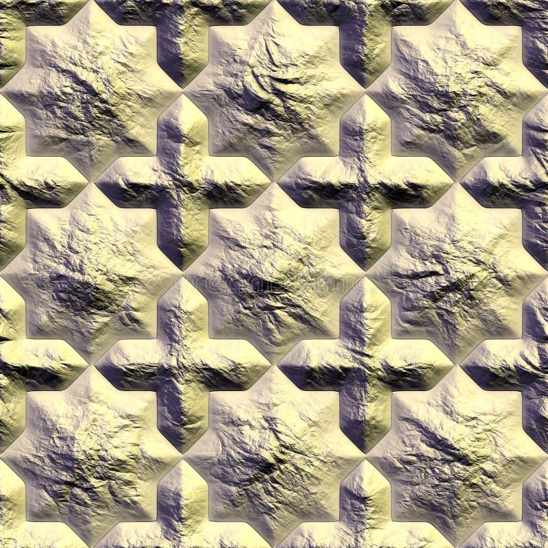 石墙 皇族释放例证