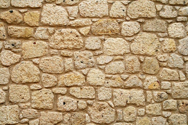 石墙 免版税图库摄影