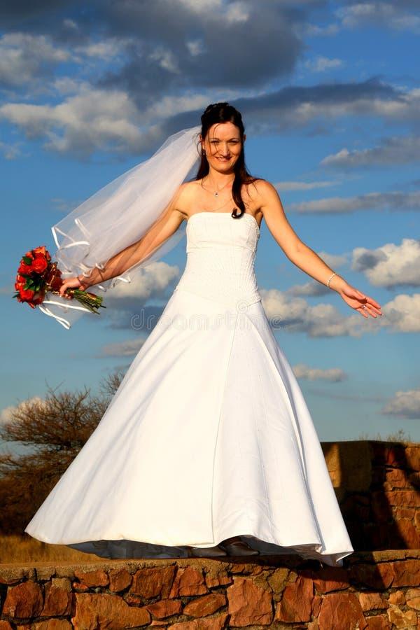 石头婚姻 免版税图库摄影