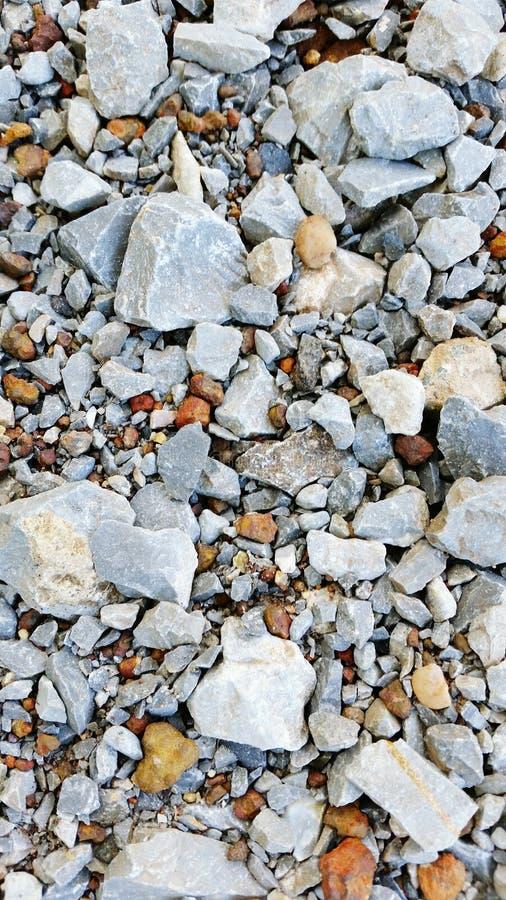 石头细节 自然 免版税库存照片
