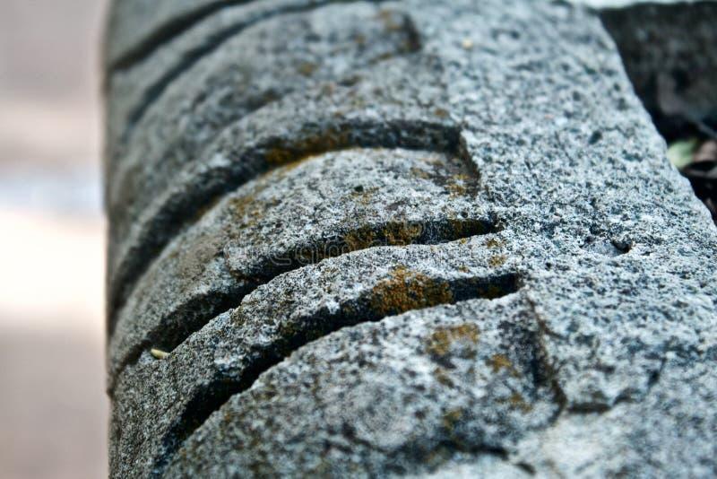 石头细节  免版税图库摄影