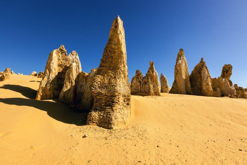 石峰澳大利亚西部 库存图片