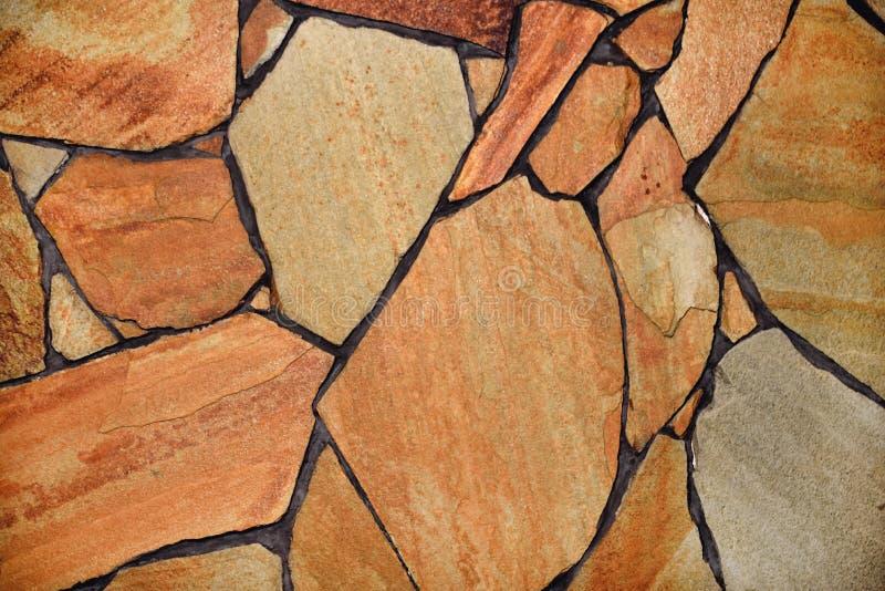 石异种背景 免版税库存图片