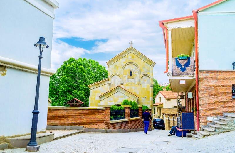 石教会 免版税库存图片