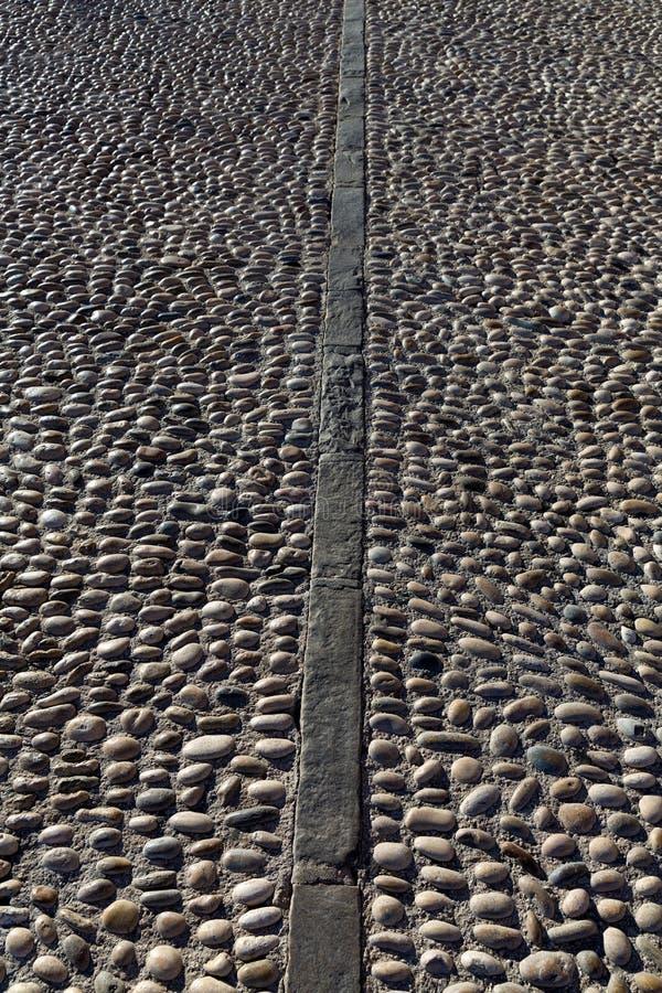 滚石杂志路面土壤纹理在阿尔特阿 库存照片