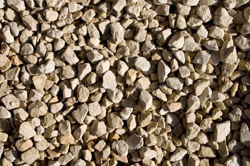 石渣白色 免版税库存照片